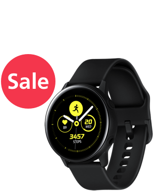 Samsung Galaxy Watch Active Detailansicht