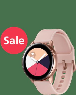 SamsungGalaxy Watch Active Detailansicht