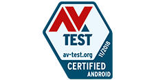 AV Test Certified Mobile for Android Nov 2018