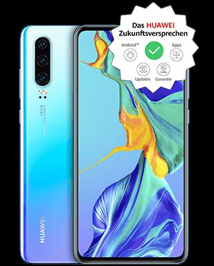 HuaweiP30 Detailansicht