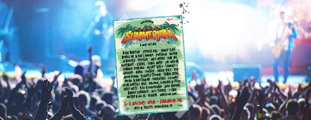 Summerjam Festival
