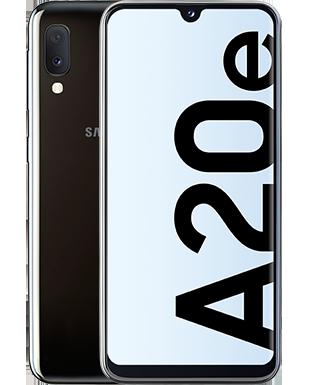 Samsung Galaxy A20e Detailansicht