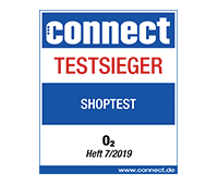 Connect Testsieger Shoptest