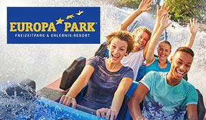 Tages-Ticket für den Europa-Park