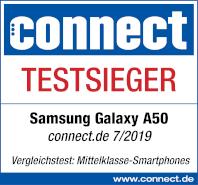Testlogo Samsung Galaxy A50