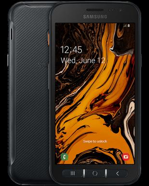 Samsung Galaxy Xcover 4s mit o2 Free L mit 60 GB