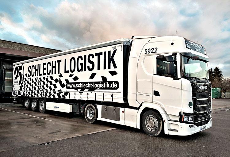Schlecht Logistik