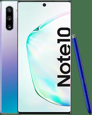 Samsung Galaxy Note10 Detailansicht