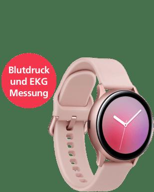 Samsung Galaxy Watch Active2 BT 40 Detailansicht