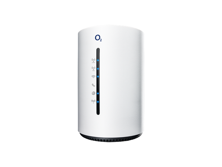 O2 HomeSpot LTE Router
