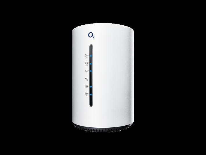 o2 HomeSpot LTE Router