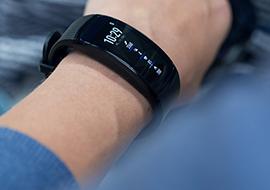 Smartwatch oder Fitness