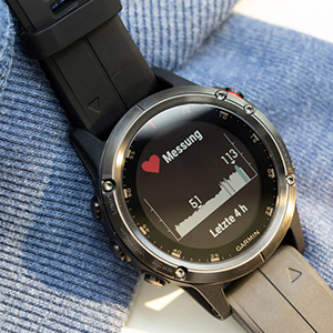 Smartwatch oder Fitness: Pulsuhr