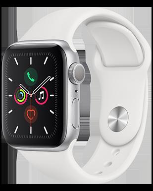 Apple Watch S5 Alu 40 Sport Detailansicht