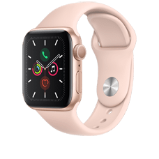 Apple Watch S5 Alu 40 Sport