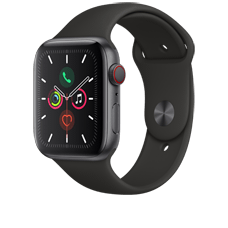 Apple Watch S5 Alu 44 Sport