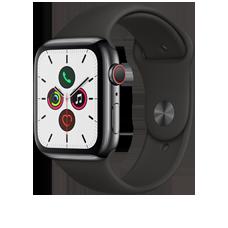 Apple Watch S5 LTE Steel 44 Sport