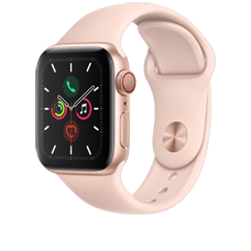 Apple Watch S5 LTE Alu 40 Sport