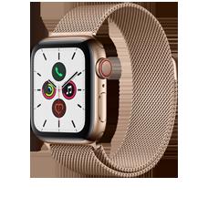Apple Watch S5 LTE Steel 40Milanaise