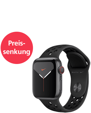 Apple Watch S5 N+ LTE ALU 44 Sport
