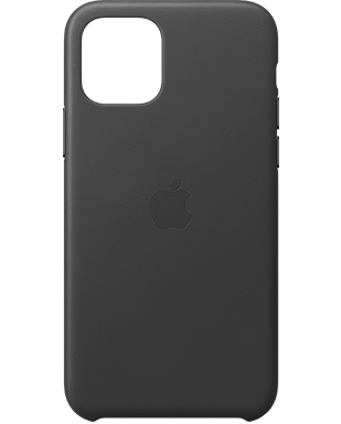 Apple iPhone 11 Pro Leder Case Detailansicht