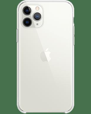 Apple iPhone 11 Pro Clear Case Detailansicht