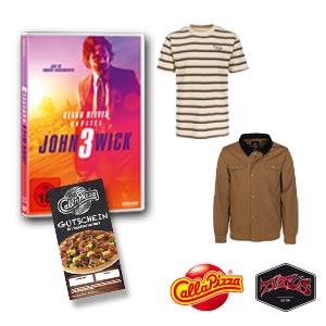 John Wick 3 Fan Package