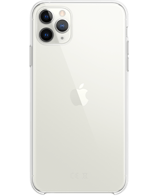 Apple iPhone 11 Pro Max Clear Case Detailansicht