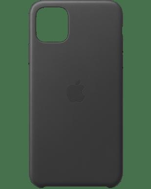 Apple iPhone 11 Pro Max Leder Case Detailansicht