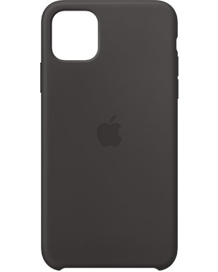 Apple iPhone 11 Pro Max Silikon Case Detailansicht
