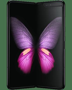 Samsung Galaxy Fold Detailansicht
