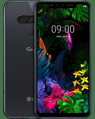 LG G8S ThinQ Detailansicht