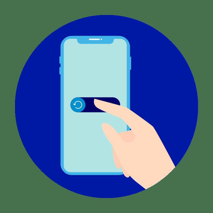 Netzstörung: Neustart hilft oft
