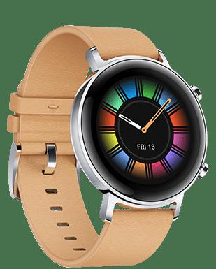 Huawei Watch GT2 42mm Classic Detailansicht