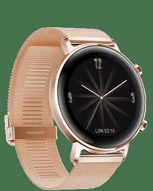 Huawei Watch GT2 42mm Elegant Detailansicht