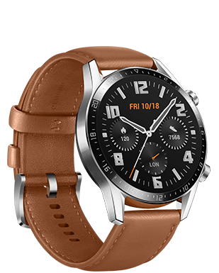 Huawei Watch GT2 46mm Classic Detailansicht