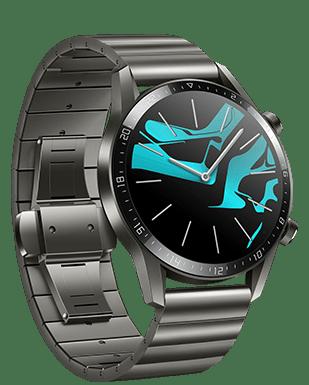 Huawei Watch GT2 46mm Elegant Detailansicht
