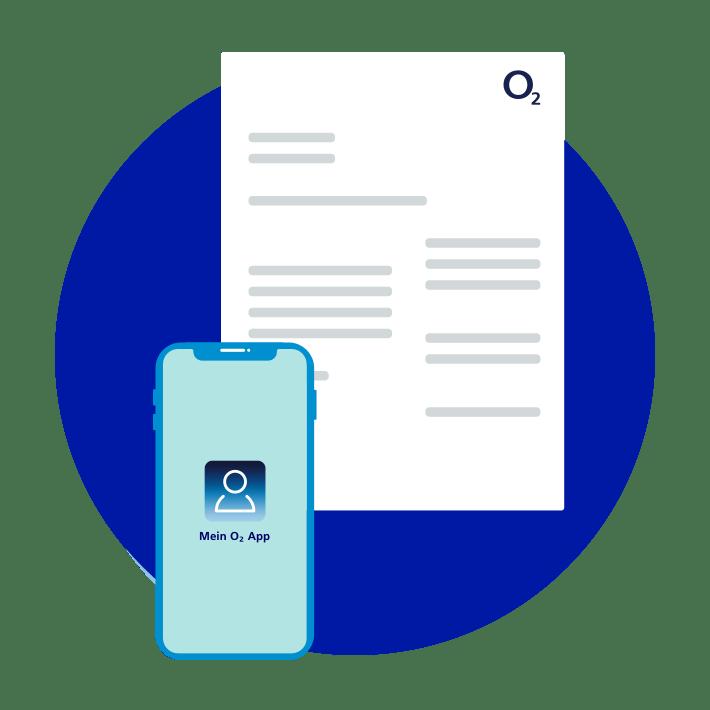 Mobilfunkvertrag verwalten