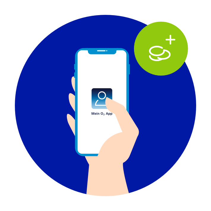 Aufladen per App