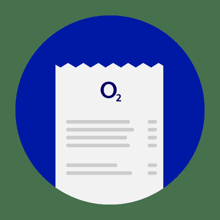 o2 Prepaid Guthabenbeleg