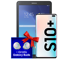 Samsung Galaxy S10+ (128GB) mit Tablet