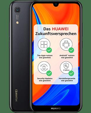Huawei Y6S Detailansicht