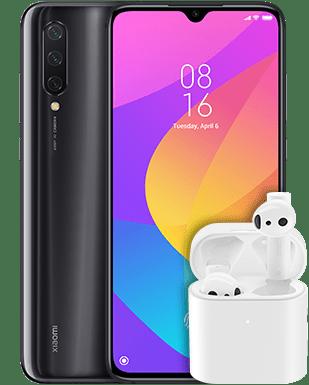 Xiaomi Mi 9 Lite Detailansicht