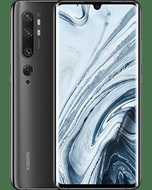 Xiaomi Mi Note 10 Pro Detailansicht