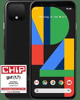 Google Pixel 4 Detailansicht