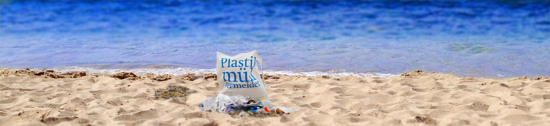 Meere von Plastik befreien