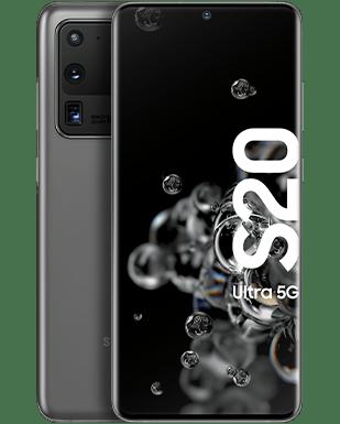 Samsung Galaxy S20 Ultra 5G Detailansicht