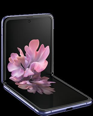 Samsung Galaxy Z Flip Detailansicht