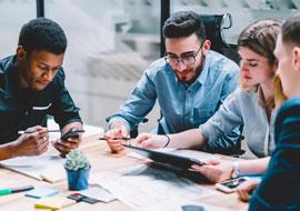 Startups benötigen meist vielfältige Ausstattung