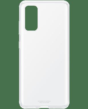 Clear Cover Samsung Galaxy S20 Detailansicht